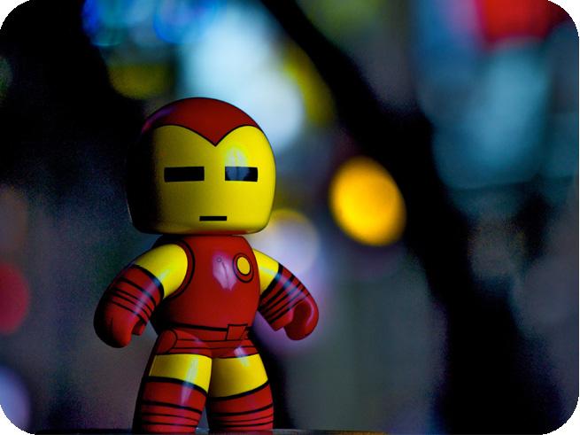 Warum ich Superhelden mag, aber Batman und Iron Man liebe