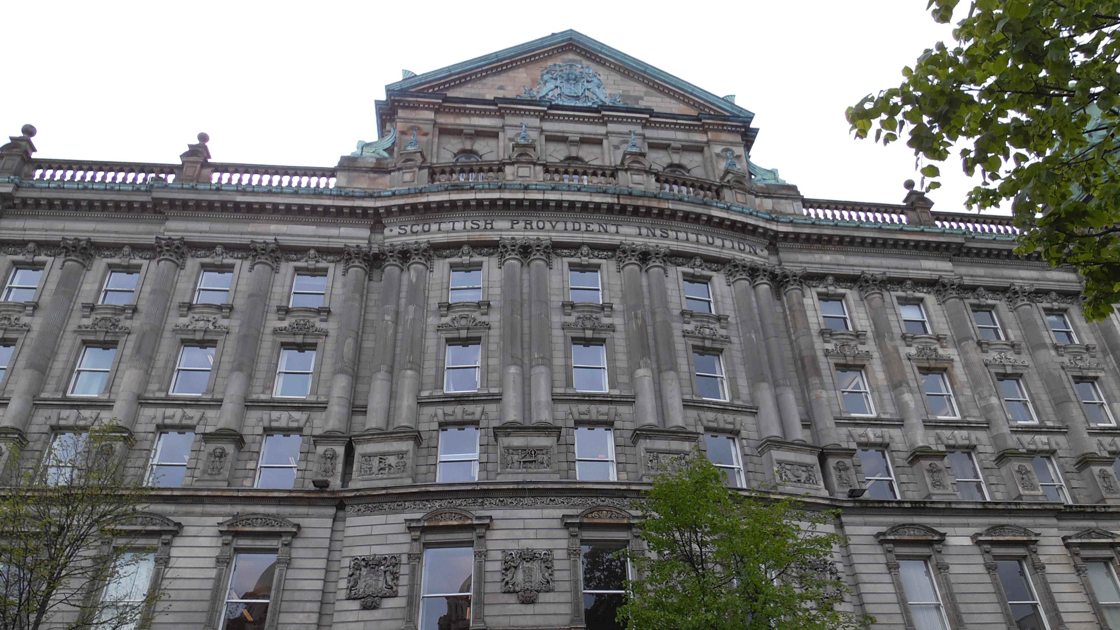 Schottische Botschaft Belfast