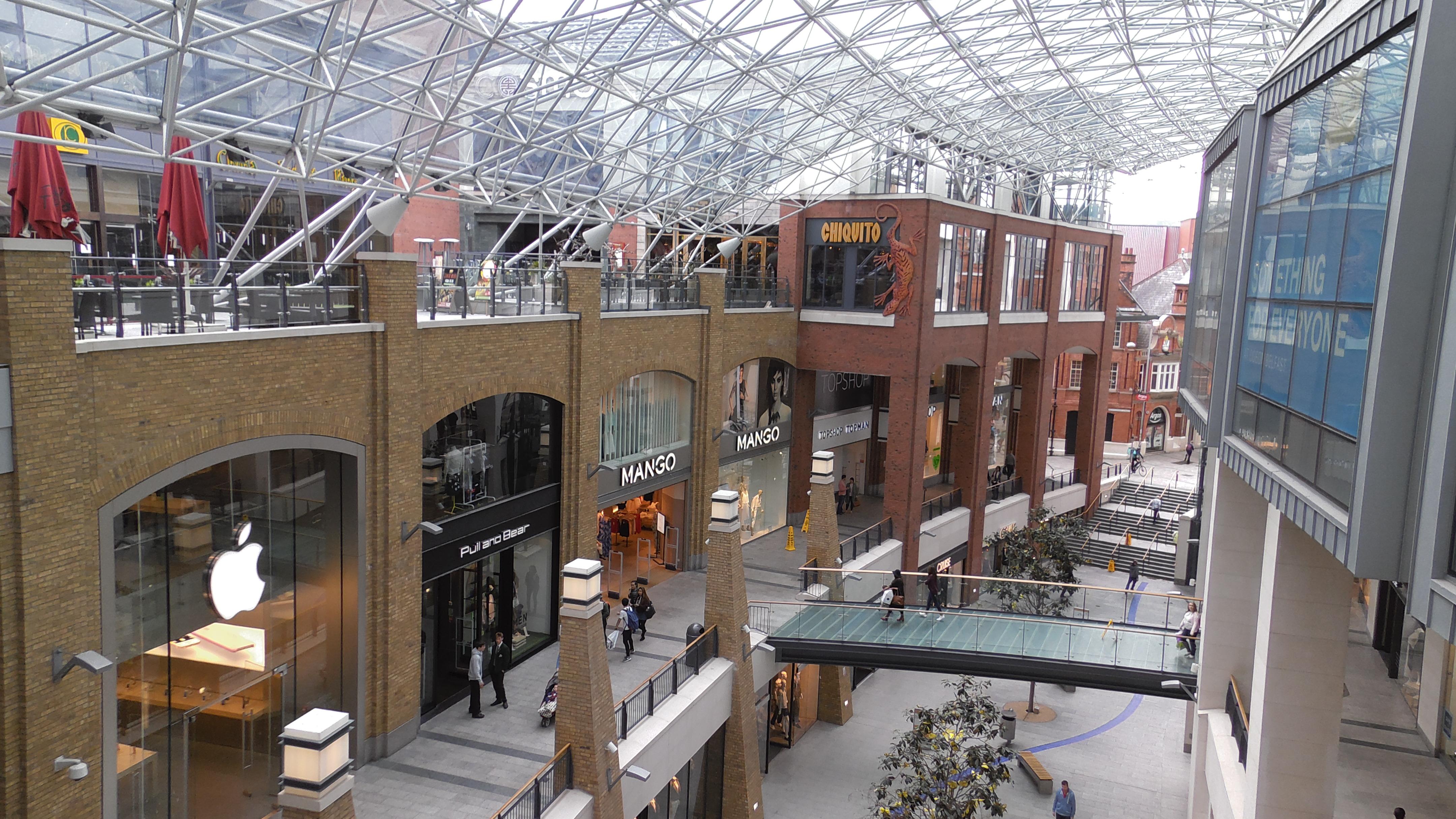 Victoria Einkaufszentrum