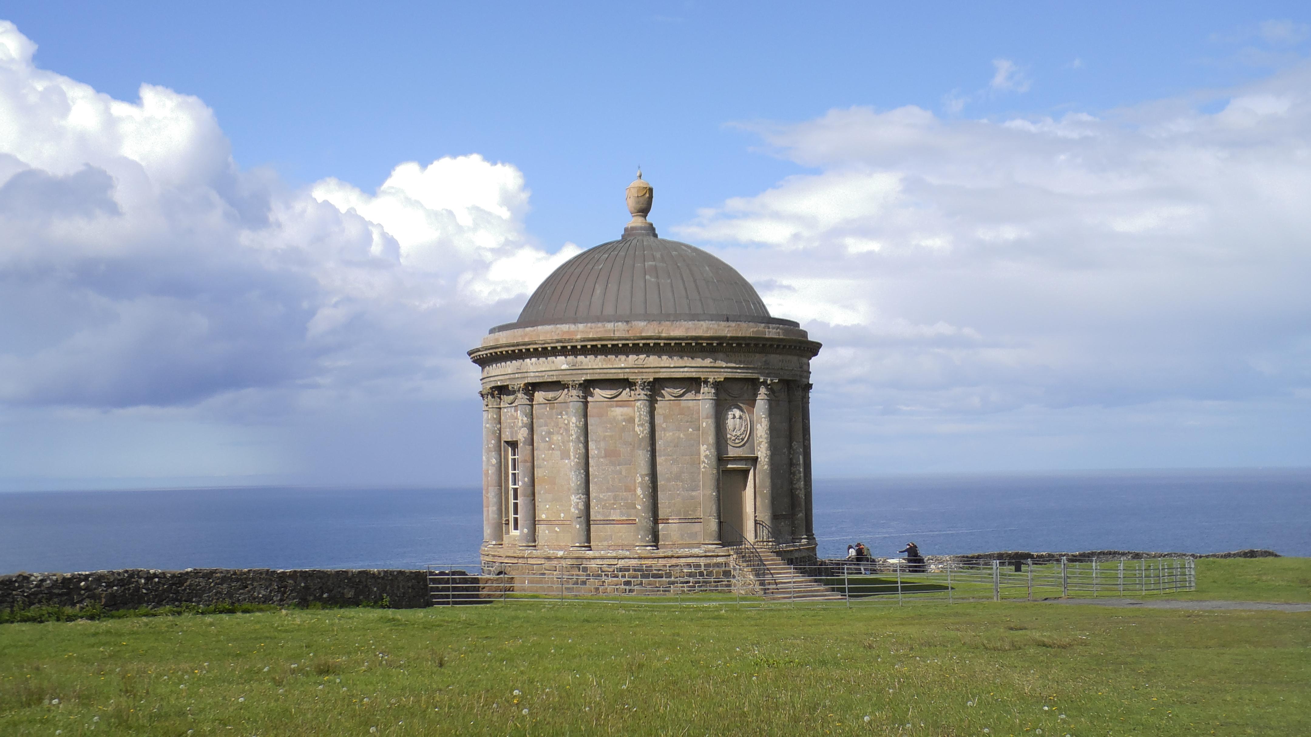 Mussenden Tempel