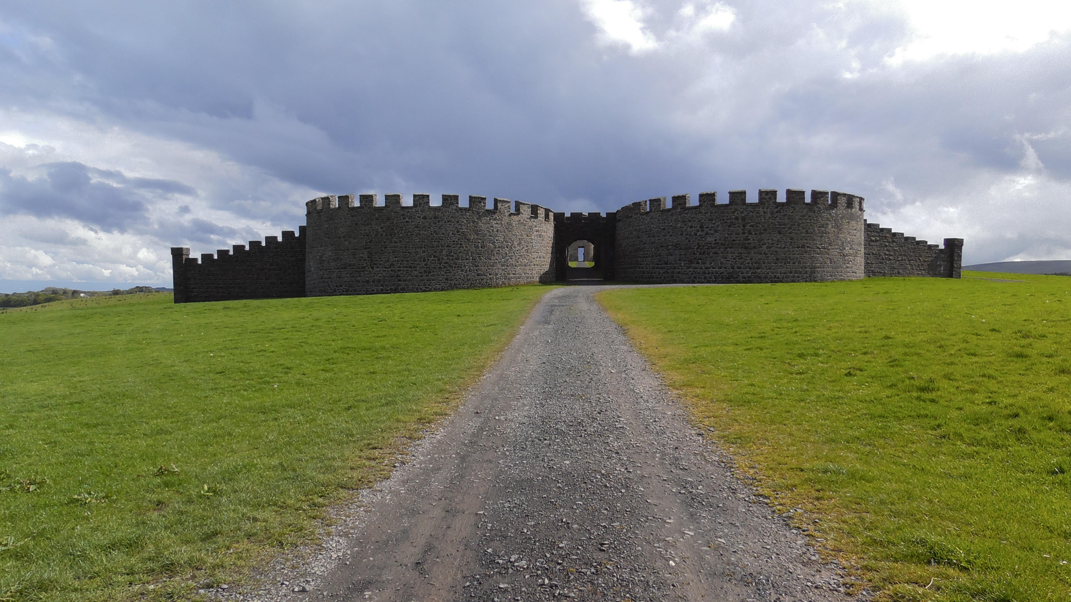 Burg des Bischofs
