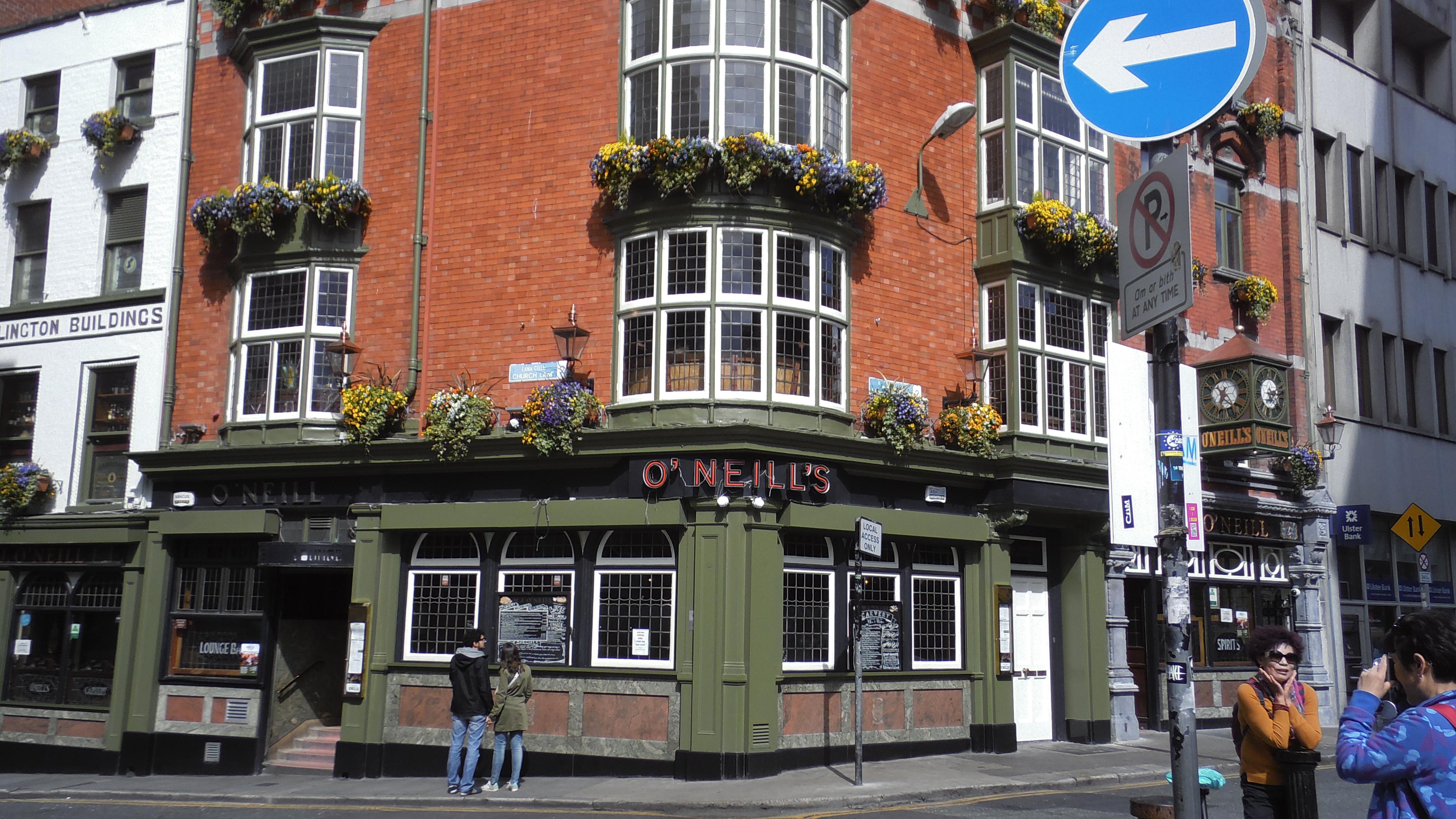 Rundreise Nordirland Tag 5 – Dublin