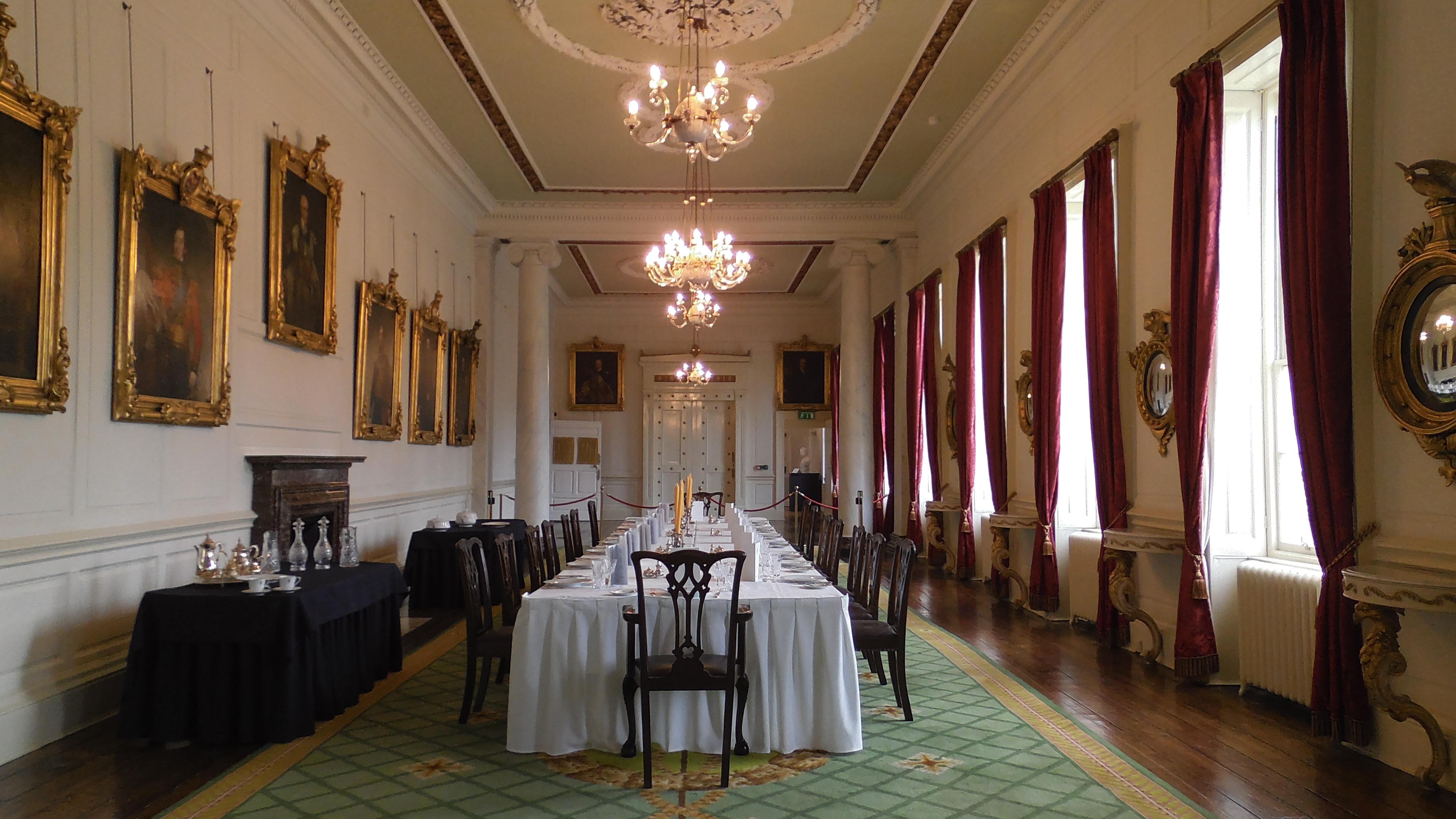 Dublin Castle Bankettsaal