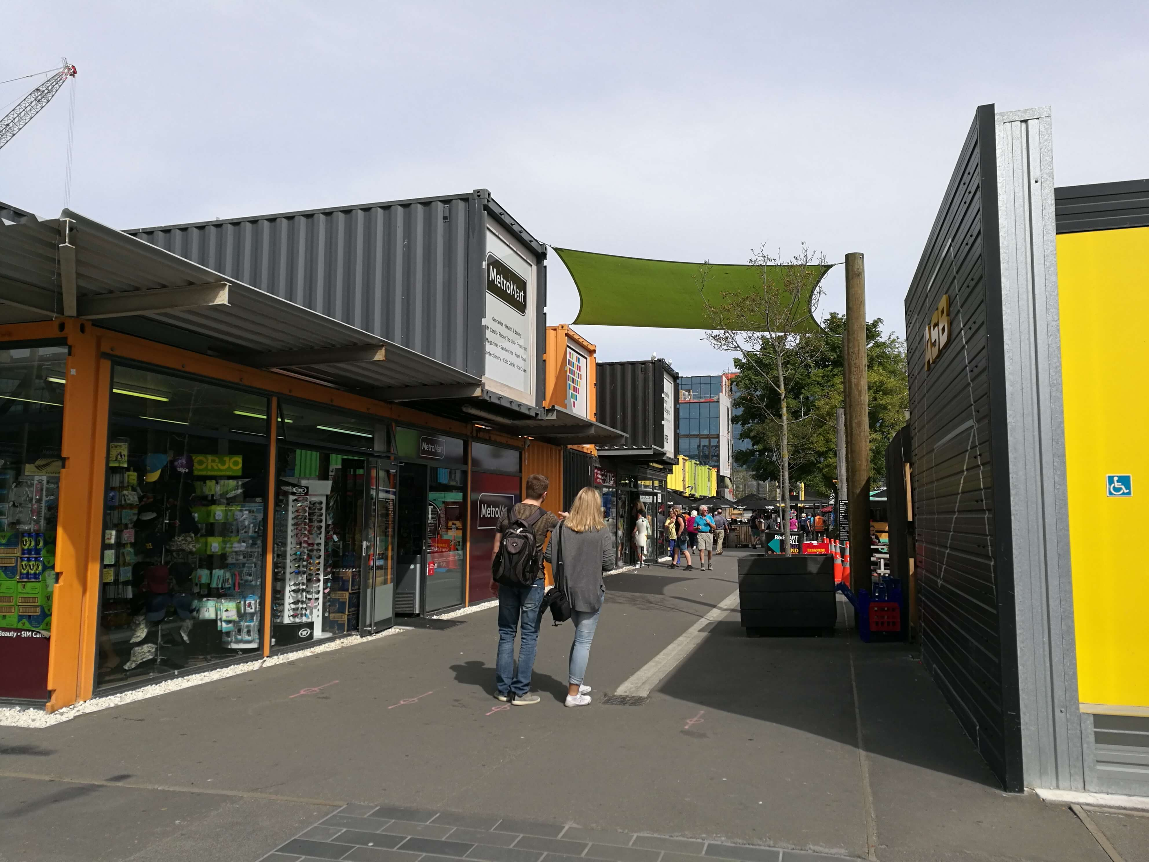 Containermall