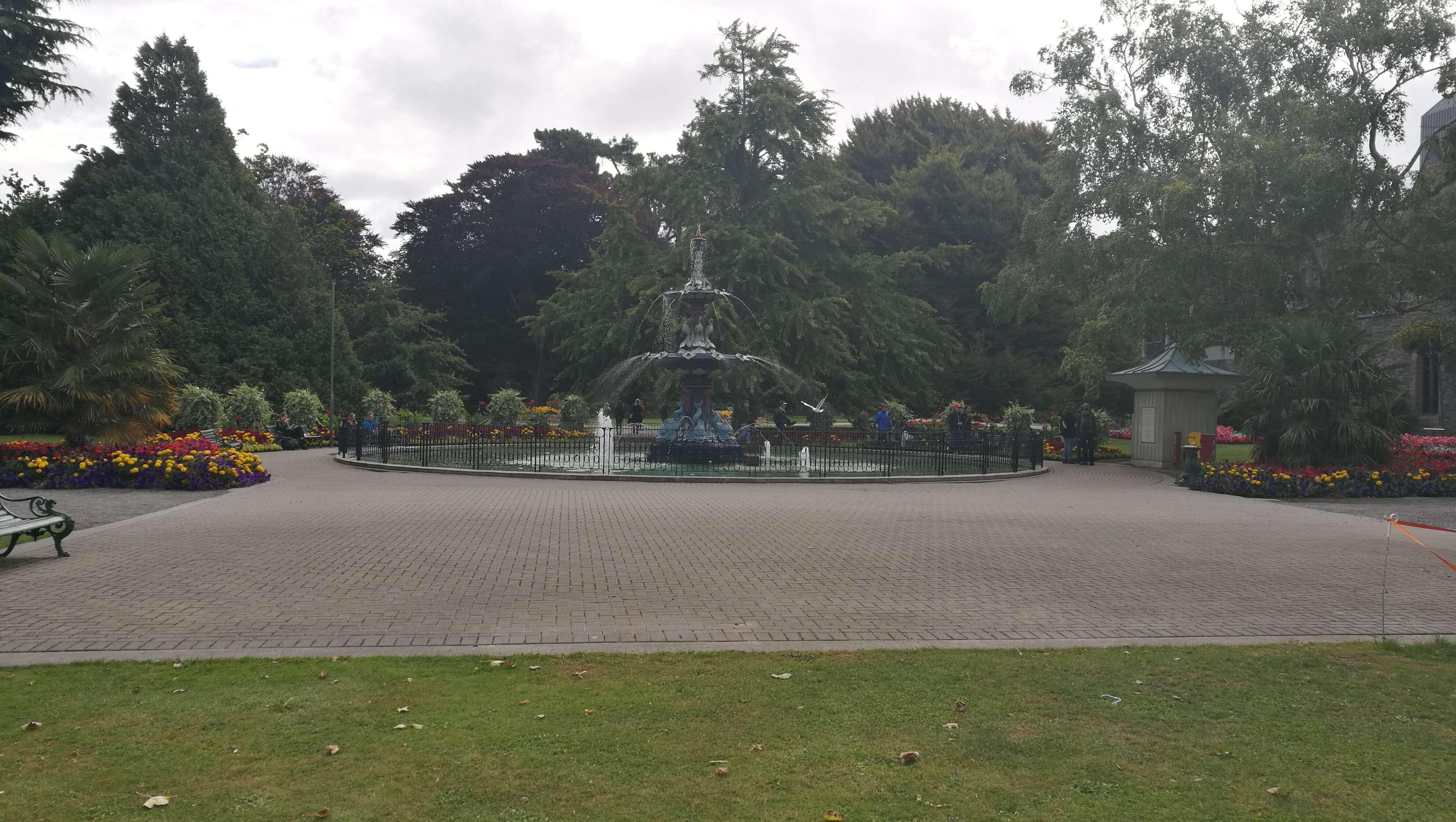 Botanischer Garten, Christchurch