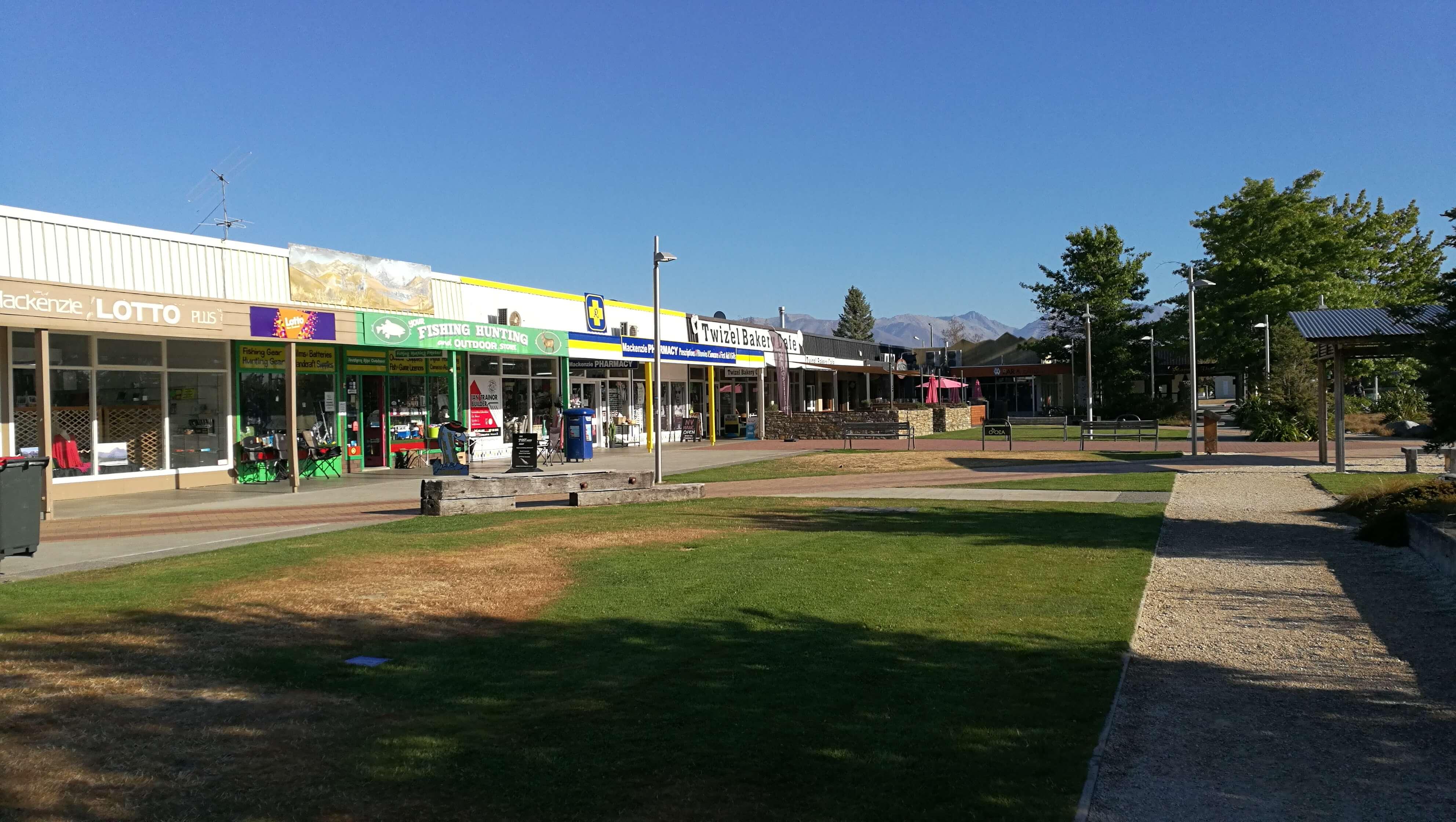 Twizel Towncenter